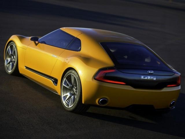 Salon de Genève 2014 : concept Kia GT4 Stinger à traction arrière 189816KIAGT4StingerConcept4