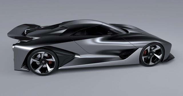Le Nissan Concept 2020 Vision Gran Turismo Devient Réalité  18999312130715