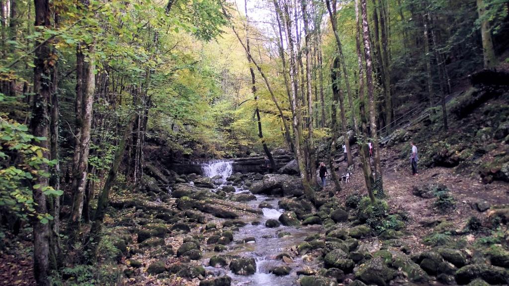 Les cascades du Hérisson 190936cascadesduHrisson12