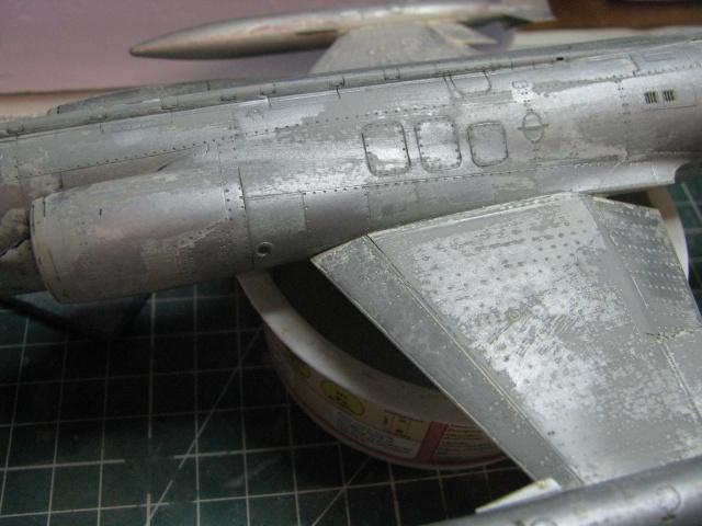 DUO: F-104N (NASA) + F-104G (BAF) Hazegawa 1/48  191274IMG5433