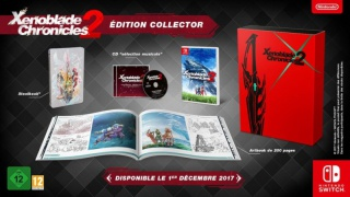 [2017-12-01] Xenoblade chronicles 2 collector - Switch 191400Xenobladechronicle2