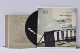 Alone with King Kong (Pop - Chez Kito Kat) - Nouvel album 193026AWKKCDVerso