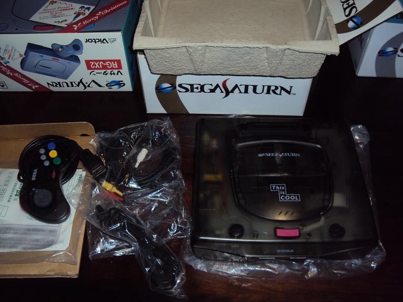 "Game room Sega Saturn ^-^"" 193588DSC04154"
