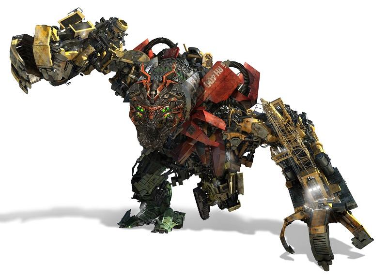 Concept Art des Transformers dans les Films Transformers - Page 3 194344087devastator