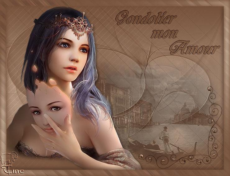 Gondolier mon Amour 194483gondolier