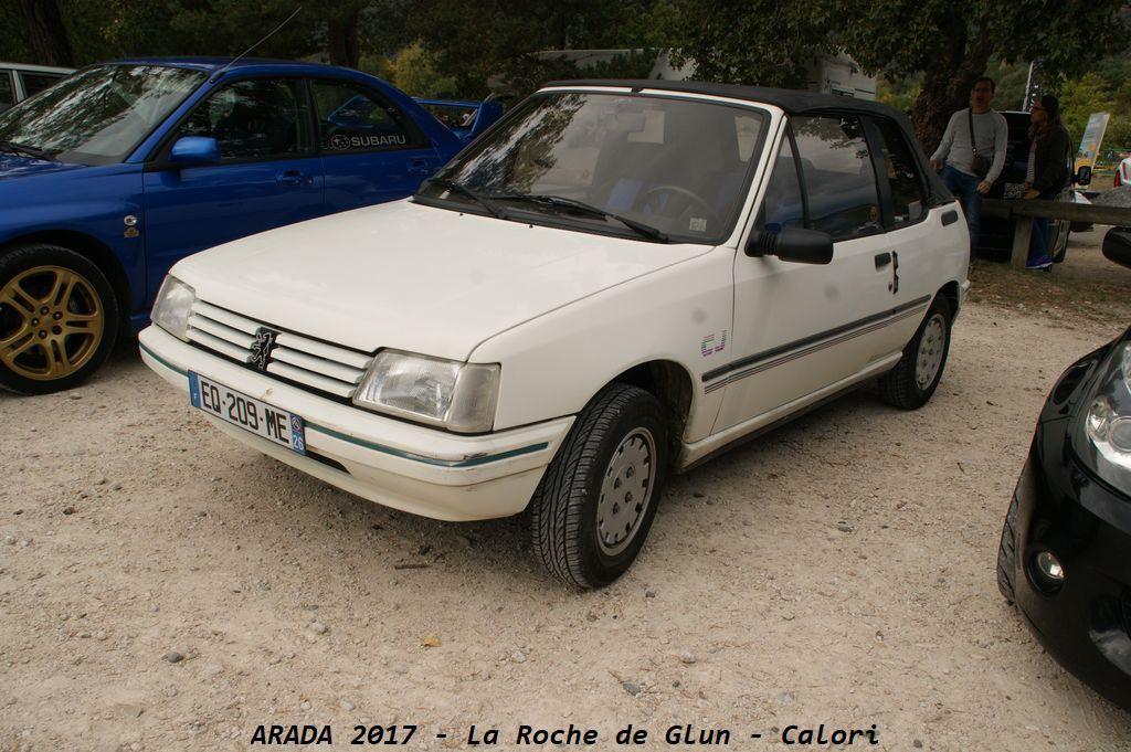 [26] 17/09/2017  4ème rassemblement ARADA à La Roche de Glun - Page 3 196365DSC02342