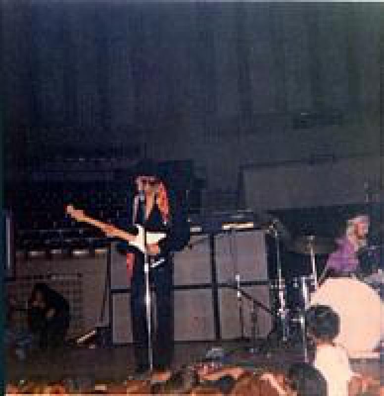 San Antonio  (Hemisfair Arena) : 10 mai 1970  19745519700510SanAntonio04