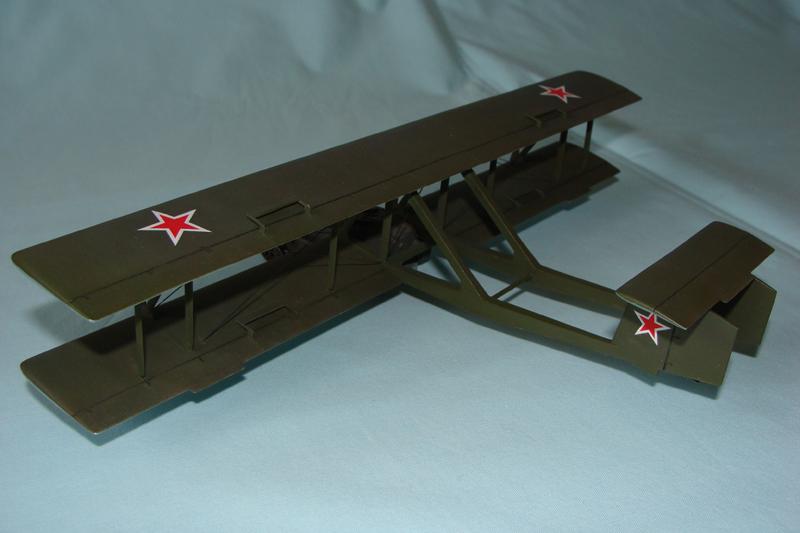 Antonov A-40 (KT) - Amodel - 1/72ème 198435DSC06418