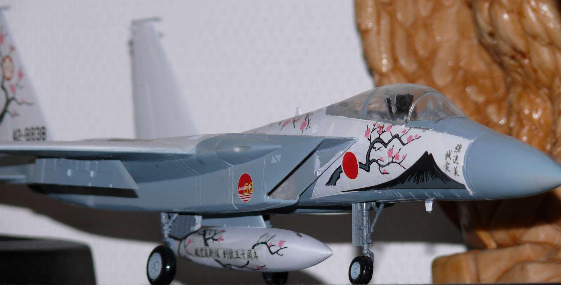 [1/48] F-15J 50Th anniversary JASDF Hyakuri (Fujimi) 198766P1000122
