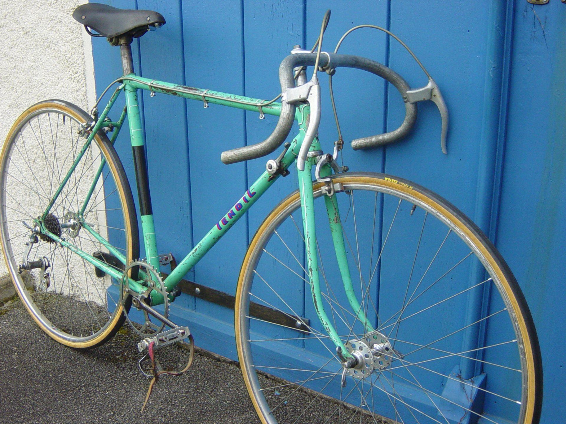 Vélo de course TENDIL 1939 199327vlomimont