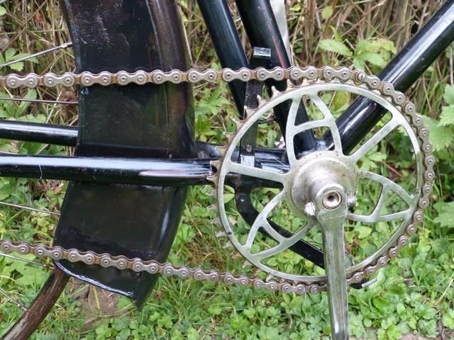 ALCYON vélo-porteur 1938 199403P1200210