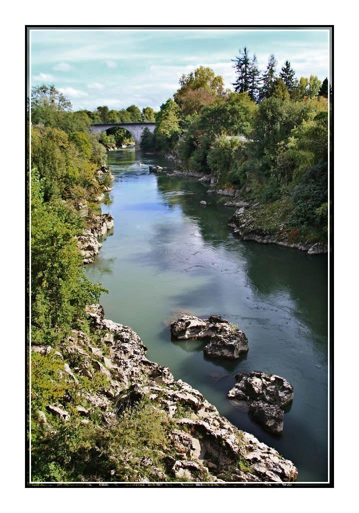 Pont et rivière 199485rive01