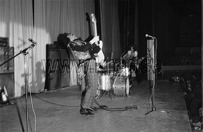 Göteborg (Lorensbergs Cirkus): 4 janvier 1968 [Premier concert] 199747BbankG126780