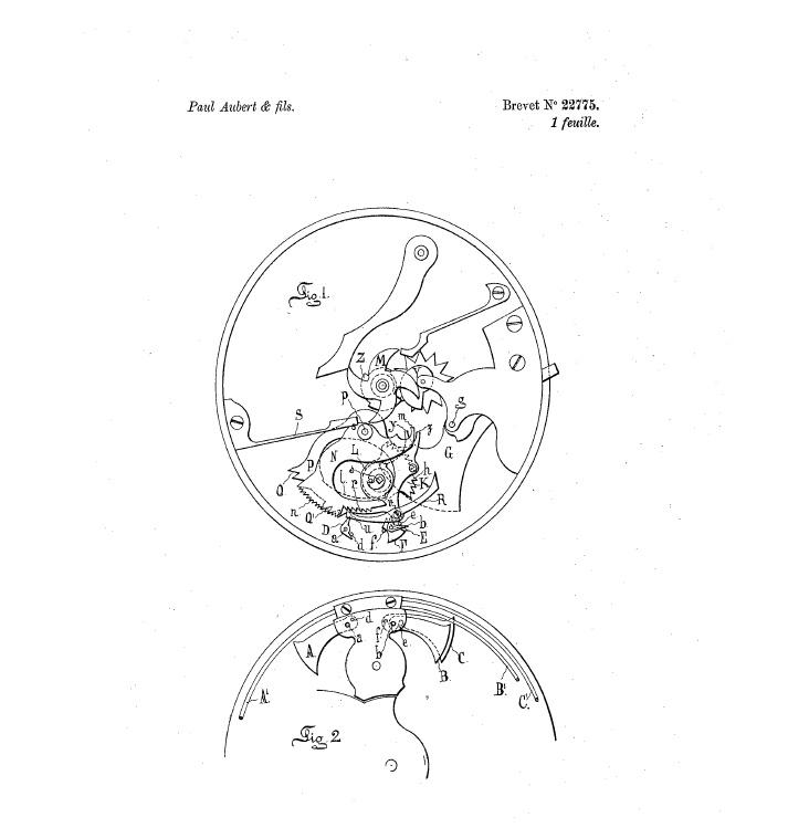 Les brevets suisses : recherches etc... 200074tremol12
