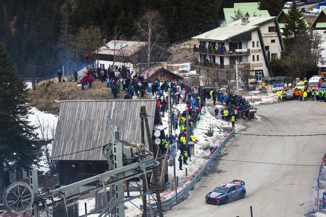 Rallye Monte Carlo Une Victoire En Power Stage pour Consoler Hyundai Motorsport  20038415232017montecarlohem296