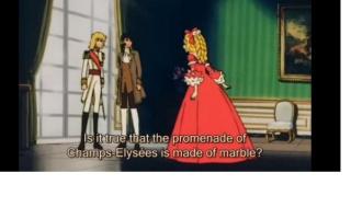 Anachronisme et erreurs dans l'anime LO 201826wtf