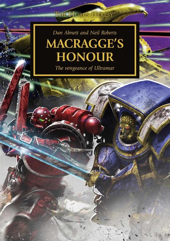 L'Honneur de Macragge de Dan Abnett & Neil Roberts - Roman Graphique 202872813peD1H9OL