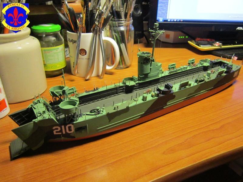 U.S. Navy Landing Ship Médium (Early) au 1/144 de Revell par Pascal 94 - Page 13 203165IMG43541