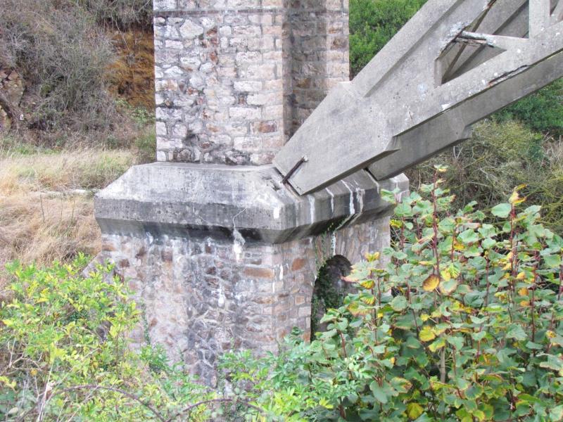 Chemin de fer des Côtes du Nord - le viaduc de Caroual (Erquy) 203373IMG6534