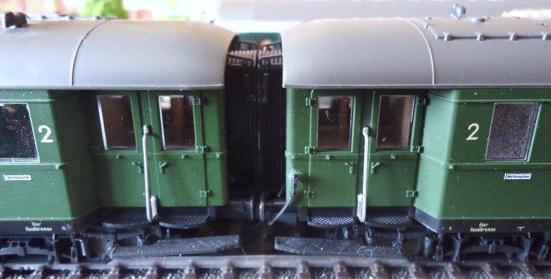 Roco ho: voitures de la DB pour train express 205714DSC03568