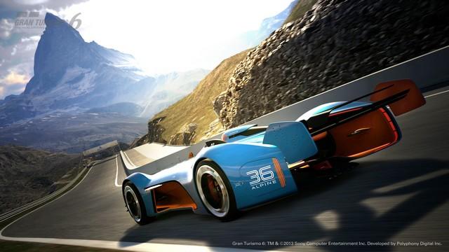 Alpine Vision Gran Turismo : bientôt sur l'écran de votre salon 2058116528716