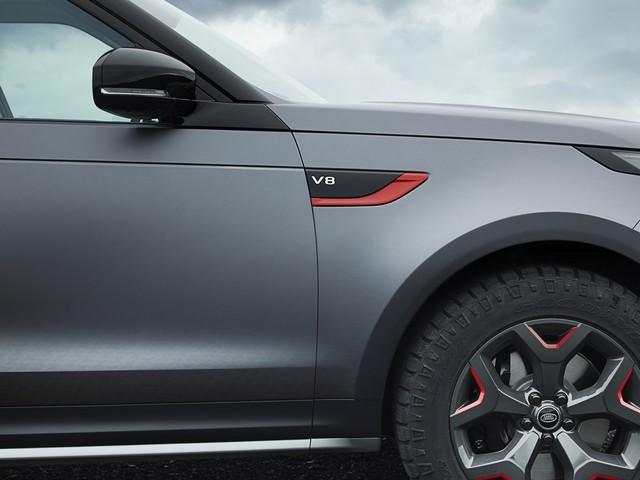 Nouveau Discovery SVX : Land Rover dévoile son champion tout-terrain au Salon de Francfort 206419l46219mysvx017glhd
