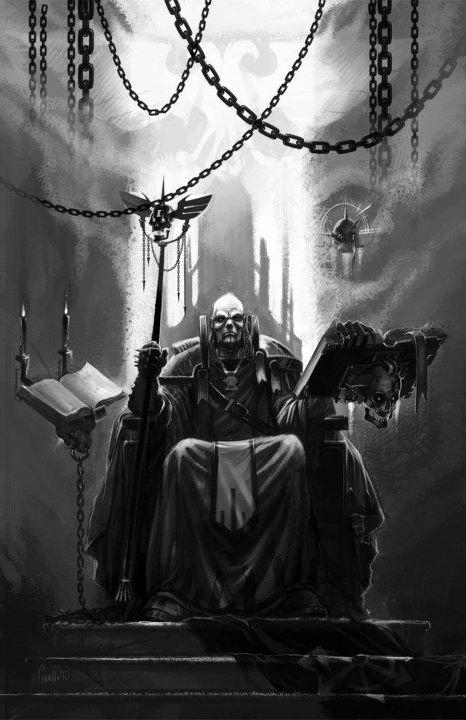 [W40K] Collection d'images : Inquisition/Chevaliers Gris/Sœurs de Bataille 206807inquisition4