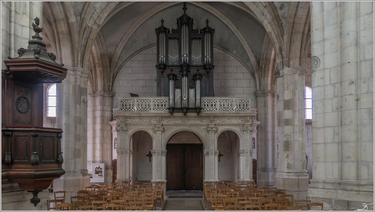 St Florentin: l'église 207656LR6DSC05180