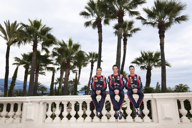 Rallye Monte Carlo Une Victoire En Power Stage pour Consoler Hyundai Motorsport  20808215192017montecarlohem128