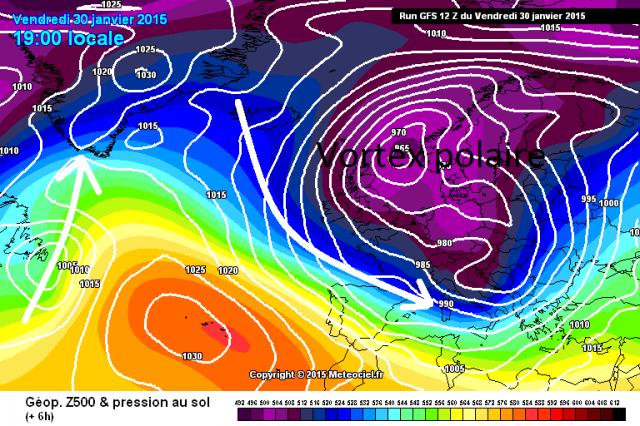 Important épisode hivernal marqué avéré, pour les 7 à 10 prochains jours (voir un peu plus) sur l'ensemble du pays. 208397gfs06