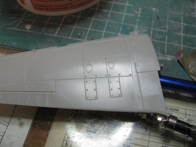 Hawker Hurricane Mk IId Trop 6 Sqn 1942 Hobbycraft 1/48.... Terminé! 208538IMG0881