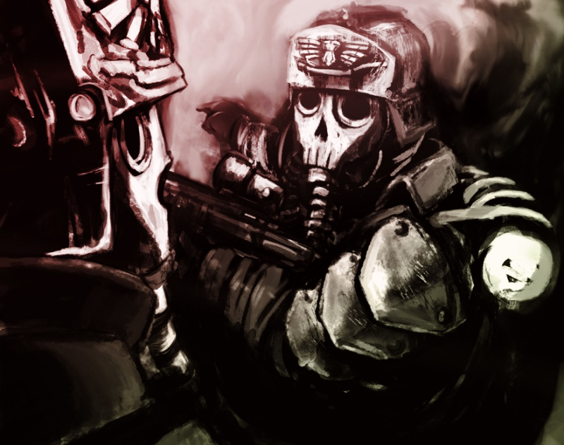 [W40K] Collection d'images : La Garde Impériale 209079DeathKorpsbycanadianxeno