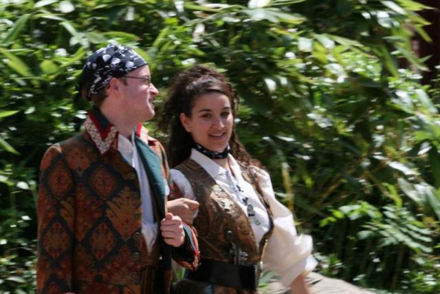 Les costumes des Cast members 209470LecoffreduCapitaine2