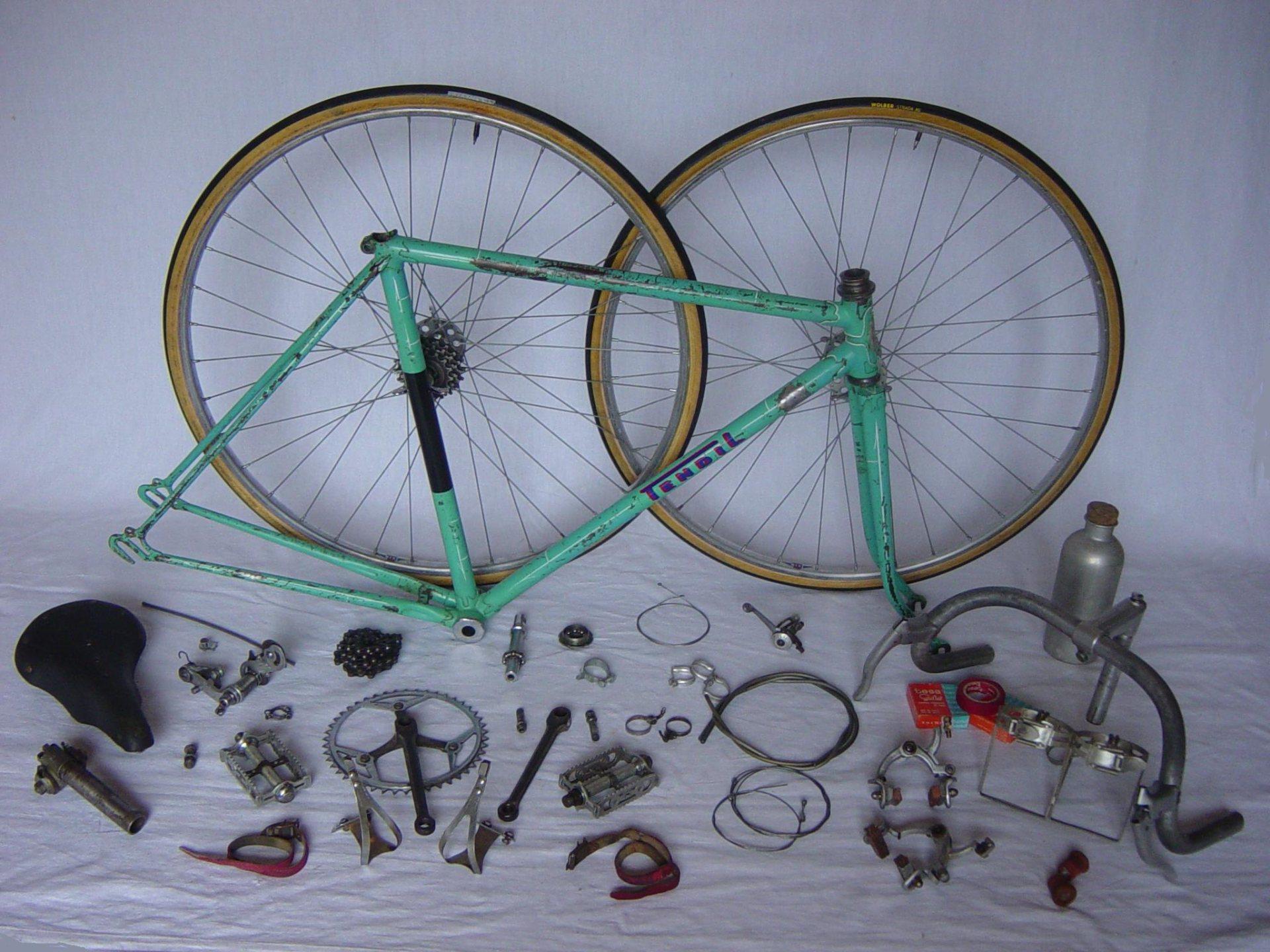 Vélo de course TENDIL 1939 209600avloenpicesdtaches