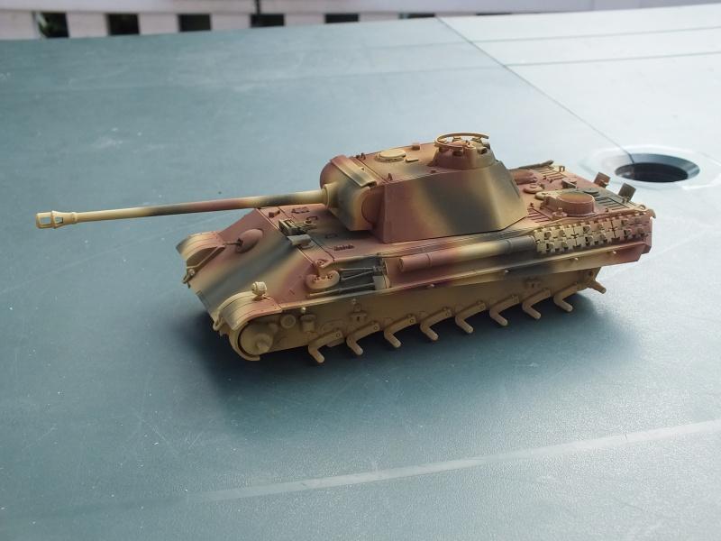 Tamiya Panther G Late 1/35 (Dio Fini) 209625DSCF6353