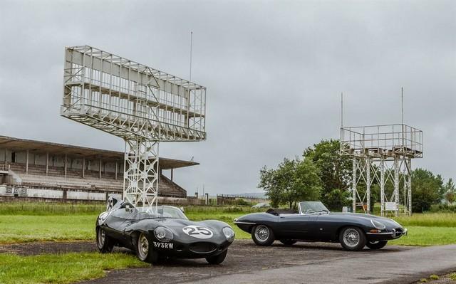 Les Jaguar XF, F-Pace et F-Type célèbrent les 60 ans de la victoire de la Type D aux 12 Heures de Reims Lors De La 22ème Edition De Sport Et Collection 209687IMG4595LowRes