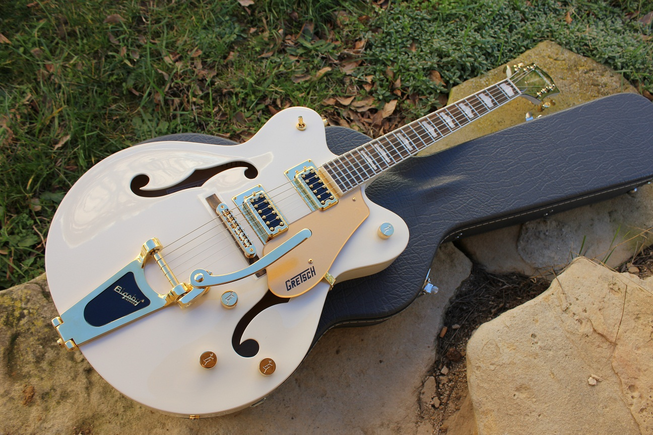 Ma nouvelle Gretsch G5422TDCG Electromatic SCW 209770821