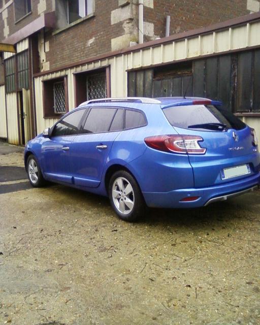 [FabGtLine] RM3 Estate 1.6 DCI 130 GT Line Bleu Malte 210665Photos0011
