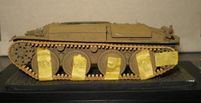 panzer Kpfw 38 t ausf F Tristar 1/35 211033modles109008