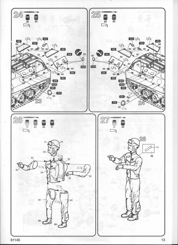 AMX 13 VCI 1/35ème Réf 81140 211207VCI013