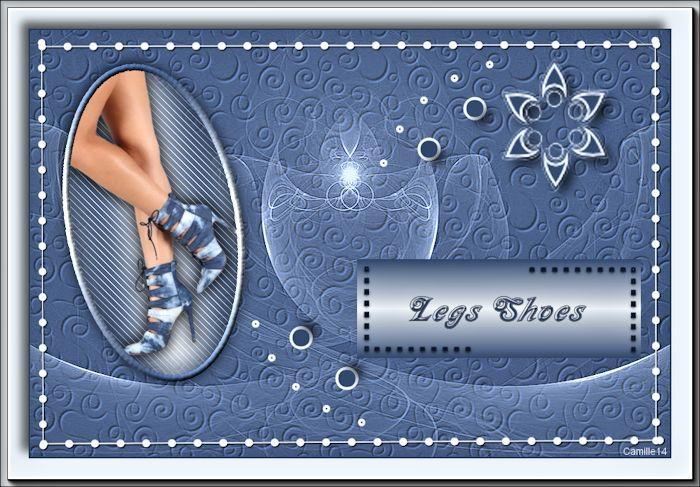 Legs Shoes 213462LegshoesFranieMargot