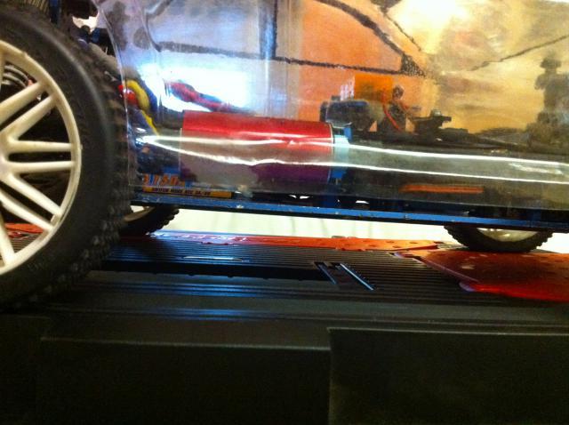 Carson Racing Vulcano converti Rallye Game Brushless !!! 213604IMG_0154