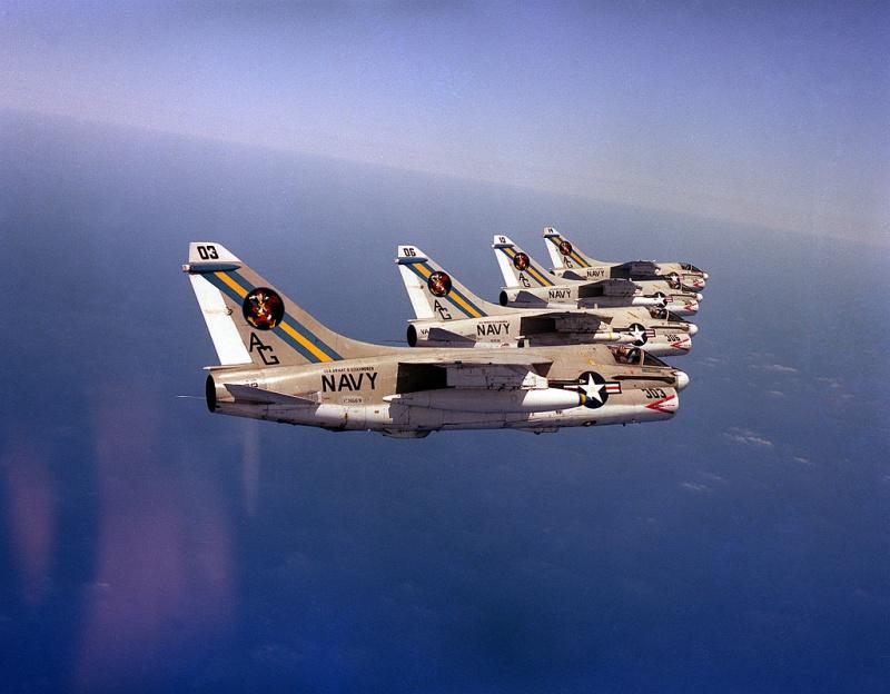 LTV A-7 Corsair II [NOUVELLE VERSION] 213776LTVA7ECorsairII114