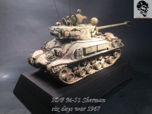 M-51 Super Sherman IDF - Academy 1/35 214227IMG4936