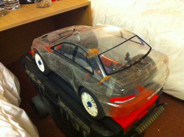 Carson Racing Vulcano converti Rallye Game Brushless !!! 214787IMG_0161