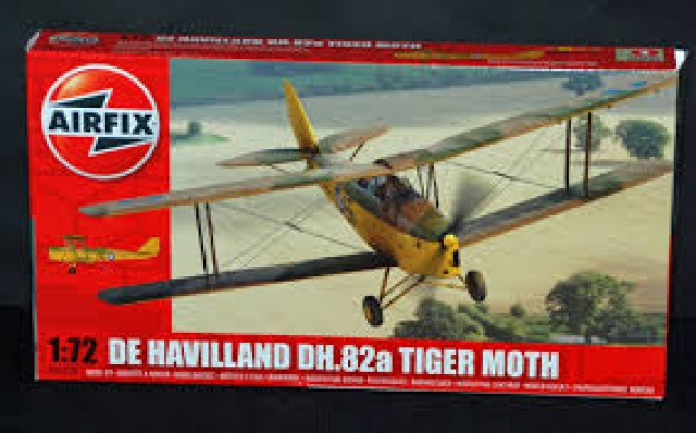 TIGER MOTH airfix  215490images