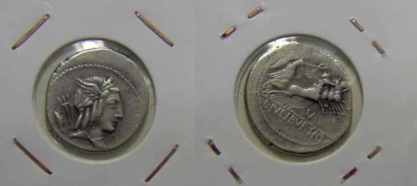 Pièce inconnue Ptolémée 216088Julia