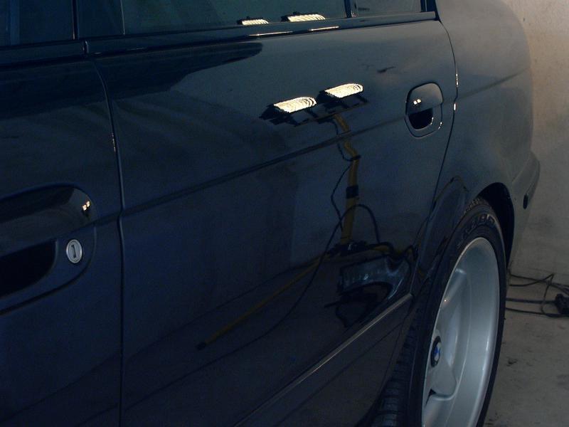 [BMW 530 d E39] Renaissance d'un Cosmos Schwarz Metallic 217288P1010071