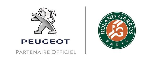 Roland-Garros 2015 : PEUGEOT poursuit son engagement dans le tennis 217353RGcobrandingPeugeot