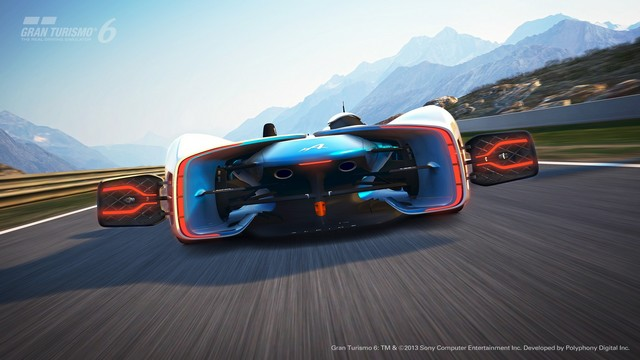 Le film « Alpine Vision Gran Turismo – Inspirations » 2175036528416